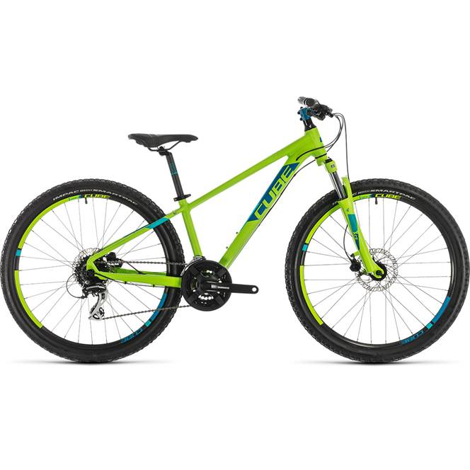 2020 Cube Acid 260 Disc Childs Bike in Green