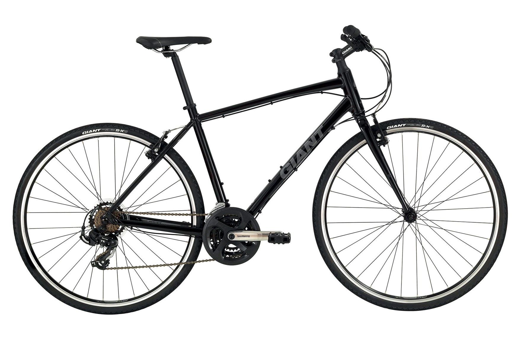 Giant Escape 3 2017 Gents Hybrid Bike