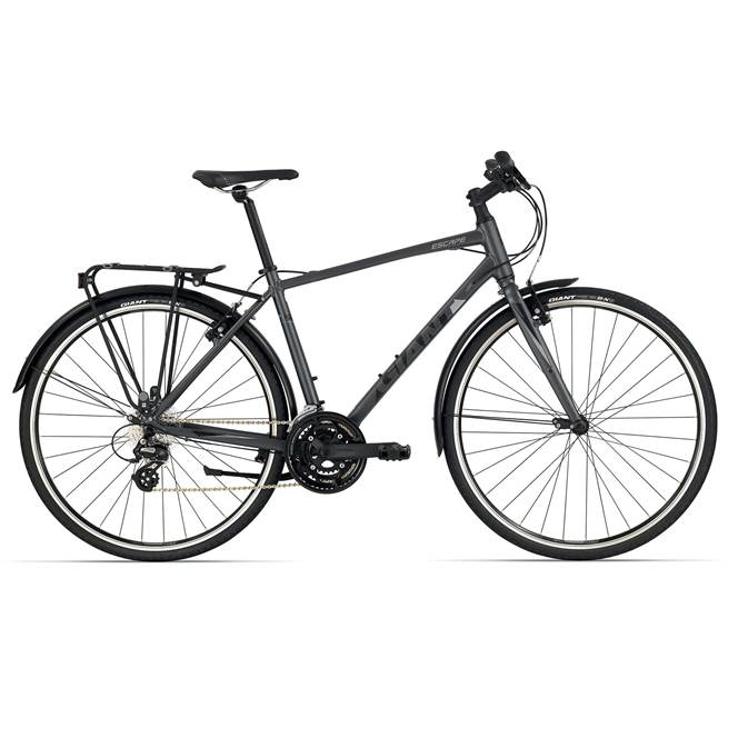 Giant Escape 2 City 2017 Gents Hybrid Bike