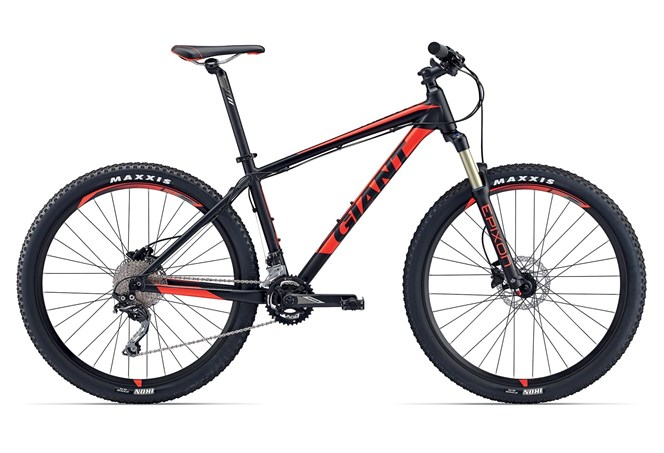 Giant Talon 1 2017 Gents MTB Bike