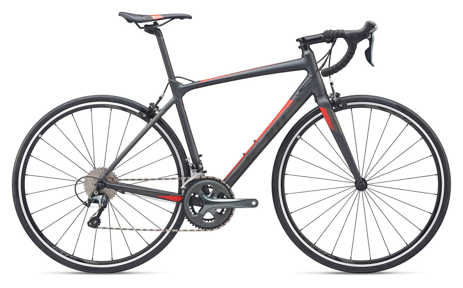 661ffa3e849 ... Racing Bikes 2019 Giant Contend SL 2 Mens Road bike in Grey. 0 (Be the  first to add a review!)