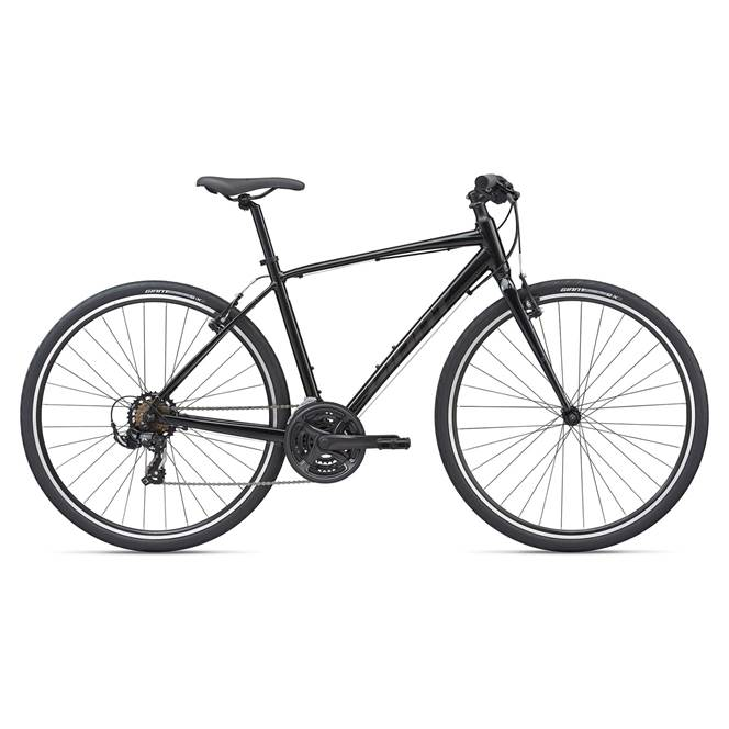 2020 Giant Escape 3 Hybrid Bike in Black