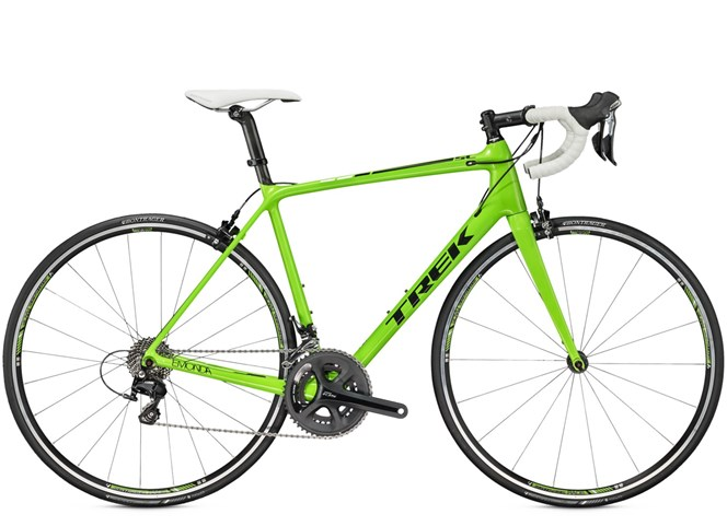 Trek Emonda SL5 Green Gents Road bike