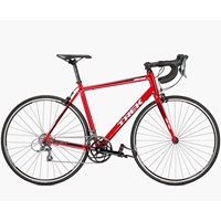 a4527ee1573 Trek 1.1 C Red Gents Road Bike from Penny Farthing Cycles €700.00