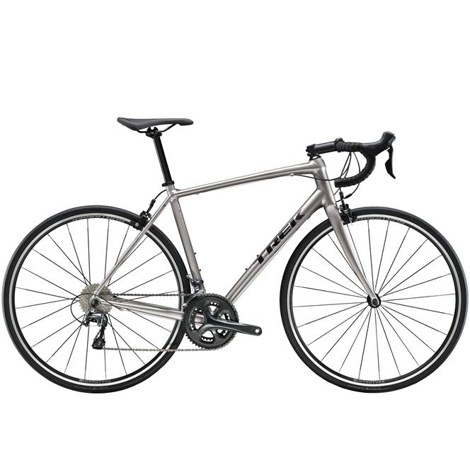 2019 Trek Domane AL 4 Mens Road bike in Grey