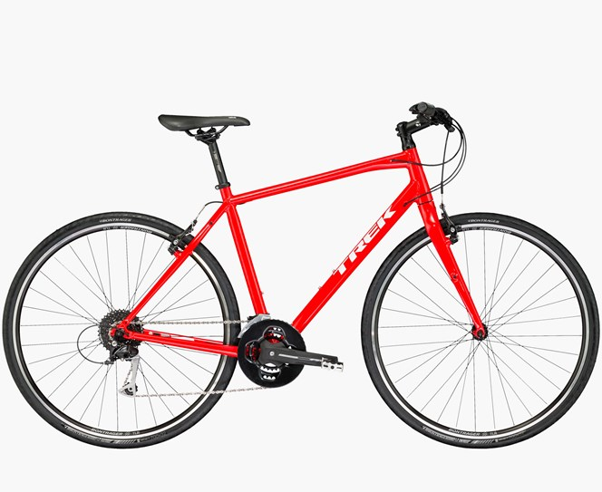Trek FX 3 2017 gents trek hybrid bicycle